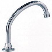 bocca di erogazione orientabile per lavabo 135x150 mm