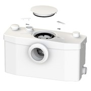 saniplus up per wc+lavabo+bidet+doccia scarico verticale 5 mt si