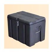 bauletto porta oggetti in p.e. dimensioni 60x40x44 cm.