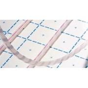 sistema radiante uponor klett con esclusivo fissaggio ad agganci