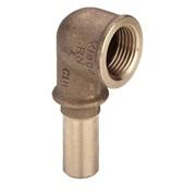gomito 90°fr 2214.3 maschio in bronzo per acqua ø 1/2