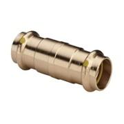 manicotto in bronzo per gas a pressare ff