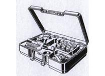 pressatrice pressgun 4b a batteria con ganasce ø 15/22/28 mm