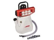 pompa defangante di radiatori e sistemi radianti, eliminazione a