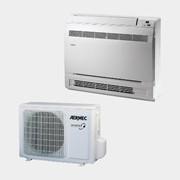 monosplit a pompa di calore a pavimento serie ck