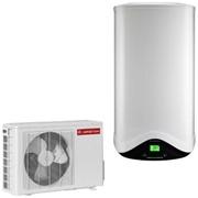 scaldacqua a pompa di calore nuos split wh con unita' frigorifer
