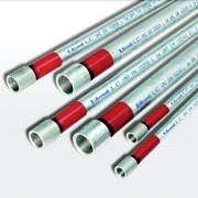 tubo saldato laminato a caldo zincato serie l1 en 10255 - filett