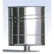 elemento per spurgo joint inox monoparete