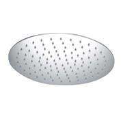 soffione doccia circus ø 250 mm inox con riduttore di portata 6
