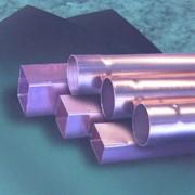 tubo pluviale elettrosaldato in rame