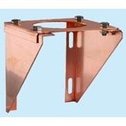 mensola di supporto in rame 150x140 mm