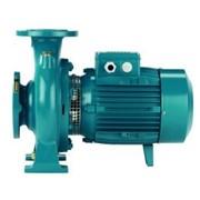 pompa centrifuga a 4 poli serie nm4 25/160/be  monofase - 0,37 k