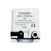 attuatore elettrotermico con microinterruttore n.a. 230 v