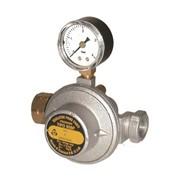 riduttore gas alta pressione primo stadio 40 kg/h con valvola di