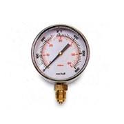 manometro gas radiale bassa pressione ø 63 mm - 0/60 mbar