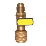rubinetto girevole per bombole r32