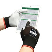 guanto matrix touch 1 nylon/poliuretano con fibra di carbonio