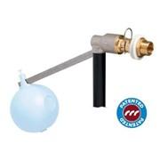 rubinetto galleggiante a sfera silenzioso globus in ottone ø 3/4