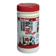 salviette rimuovi silicone sal70 confezione 70 salviette