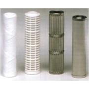 cartuccia filtrante rete lavabile
