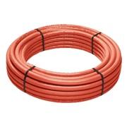 tubo multistrato rivestito rosso isolante 6 mm