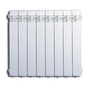 radiatore in alluminio modello vox cert en ab 46100 verniciato b