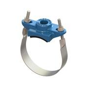 collare di presa in ghisa per tubi acciaio/ghisa