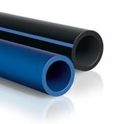 tubo polietilene alta densita' reno 100 in rotoli pn16