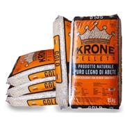 pellet austriaco in abete 100% ø 6 mm sacco di pellet da 15 kg.
