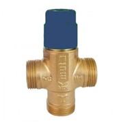 miscelatore termostatico regolazione 30-60°c con bocchettone twr