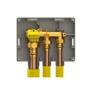 k2.3 collettore di distribuzione mono-intercettazione x 2 gas dn