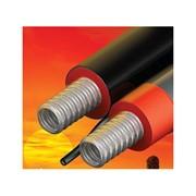 tubazioni corrugate binate preisolate twin-solar power aisi 304